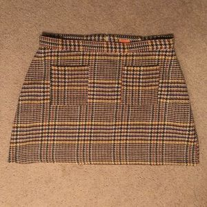 Modcloth tweed skirt.